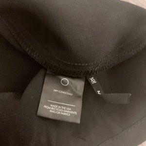 Reformation Dresses - Reformation Black Off-the-shoulder Dress